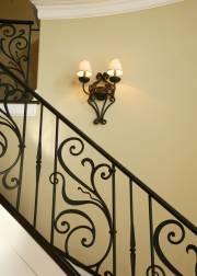 rot iron staircase
