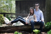 Fallen tree engagement