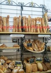 Outdoor bakery