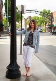 City senior picture