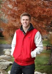 Senior photo vest
